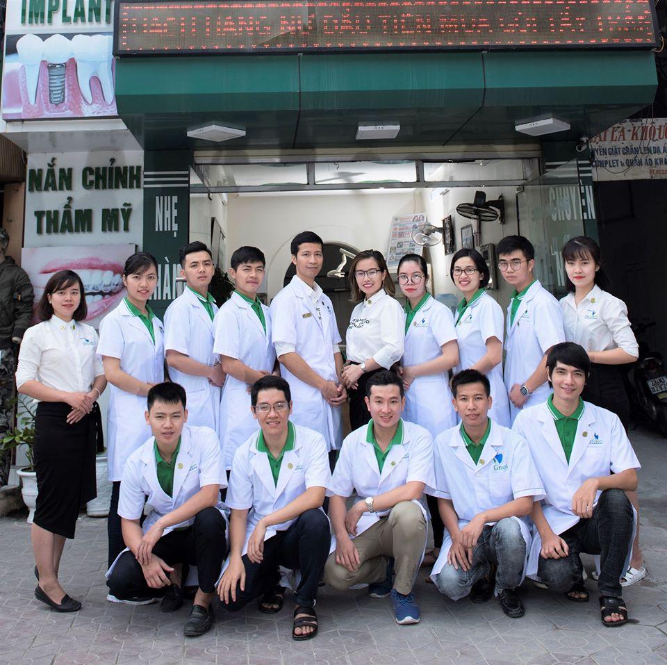 Nha Khoa DR.GREEN 18,20 Lạch Tray, Ngô Quyền, Hải Phòng