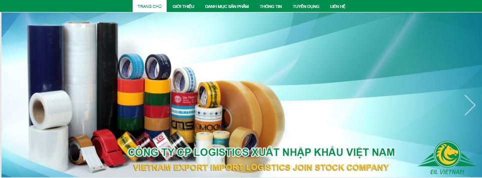 Công ty Cổ phần Logistics xuất nhập khẩu Việt Nam 125 Nguyễn Bỉnh Khiêm, Đằng Giang, Ngô Quyền, Hải Phòng