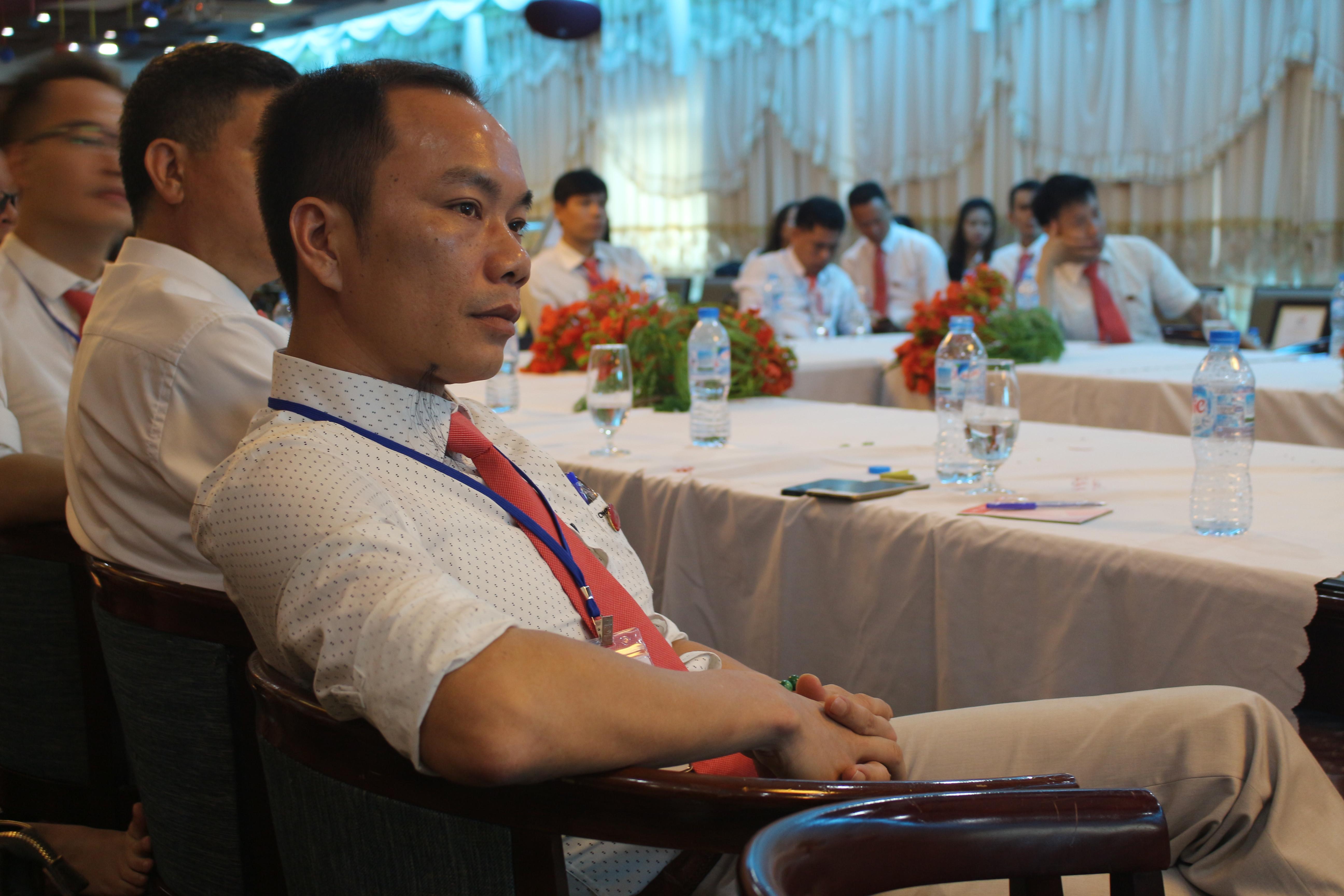 Ông Bùi Hồng Hòa Đường Máng nước - An Đồng, An Dương - Hải Phòng