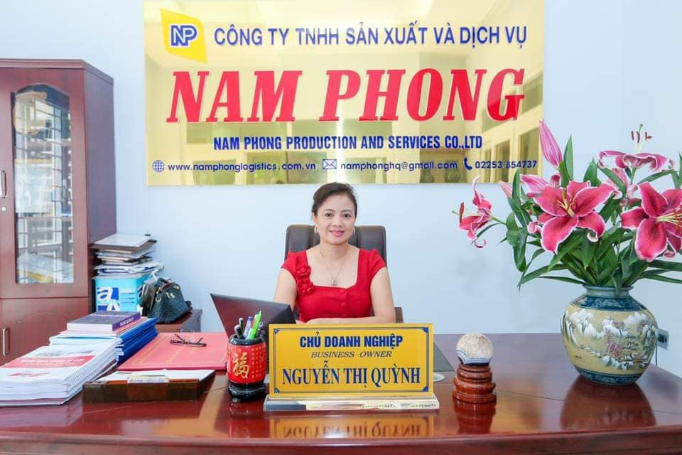 CÔNG TY TNHH SẢN XUẤT VÀ DỊCH VỤ NAM PHONG Lô 23 - Khu Chung Cư Bình Kiều I - Đông Hải II - Hải An - Hải Phòng