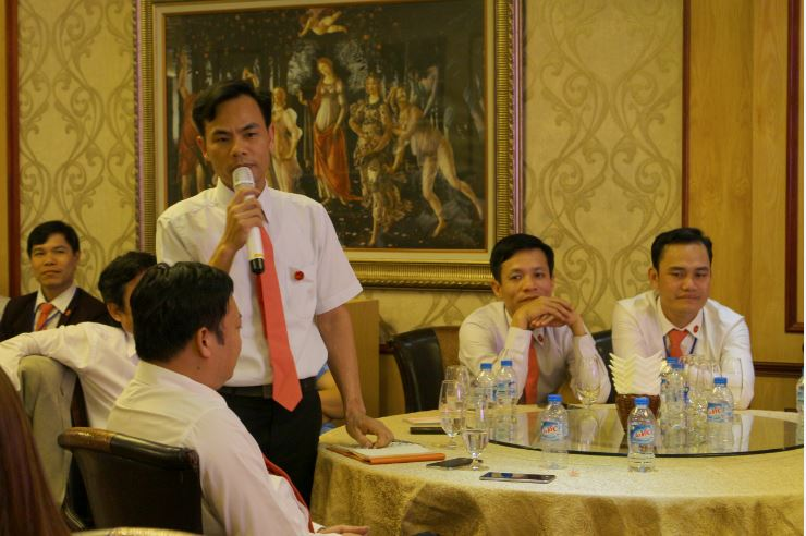 Ông Đoàn Trung Tuyến  Số 5 Nguyễn Tri Phương, HP