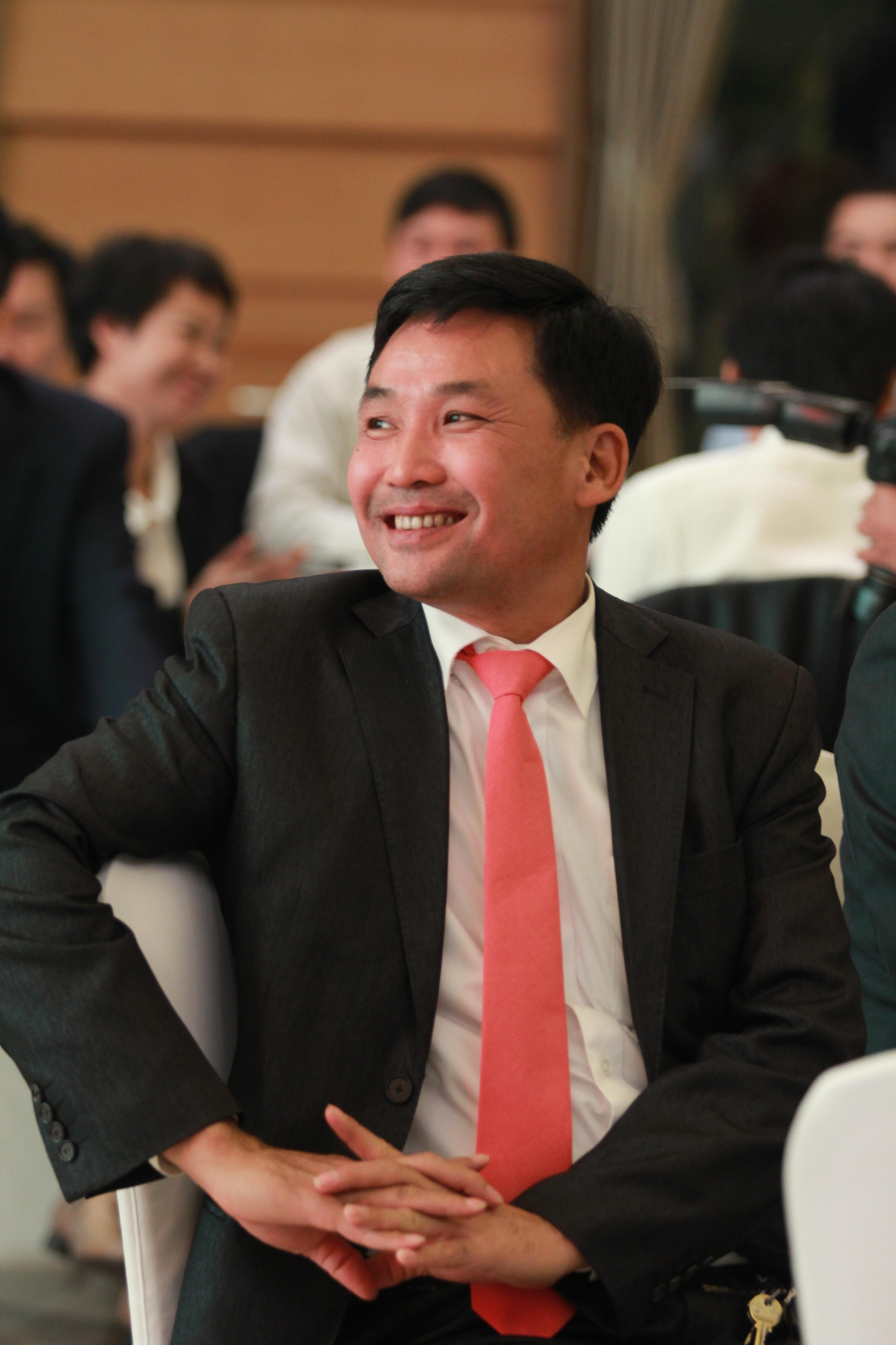 Ông Nguyễn Văn Định KCN Cành Hầu - Lãm Hà - Kiến An