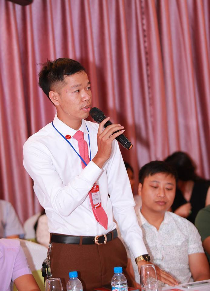 Ông Nguyễn Văn Phong Số 66 Trường Chinh, Lãm Hà, Kiến An, Hải Phòng