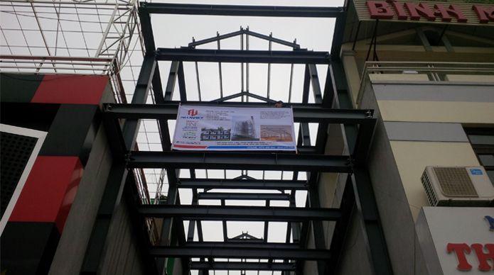 CÔNG TY CỔ PHẦN CÔNG TRÌNH NHÀ VIỆT Tầng 7 tòa nhà Akashi – Số 10 lô 2A Lê Hồng Phong